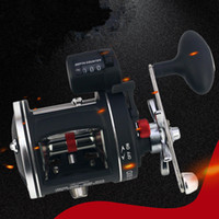 Ocean Fishing Drum Bait Casting Reel ACL Digital Display Dep...