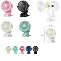 Kids Summer Fan USB Charging Removable Rotating Handheld Min...