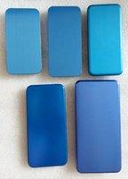 iPhone 13 용 금형 금형 13 12 미니 11 Pro Max XR XS 5 6 7 8 플러스 금형 지그 3D 빈 전화 케이스 소매 1pcs