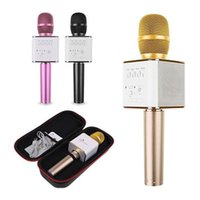 Q7 Handheld Microphone Bluetooth Wireless Magic KTV With Spe...