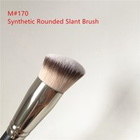 MACJAPAN Studio Tech 170 Synthetic Rounded Slant Brush - Cre...