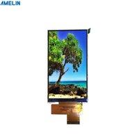 5 بوصة 480 * 854 IPS tft شاشة LCD وحدة مع شاشة واجهة MCU من تصنيع لوحة شنتشن أميلين