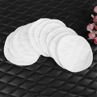 10 20pcs Absorbent Nursing Pads Washable Reusable Cotton Pad...