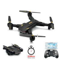 Super Long Fly Time XS809S Foldable Selfie Drone 2MP Wide An...