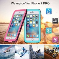 For iphone 7 8 plus 6 6s Plus 5s SE Red Pepper IP68 Waterpro...