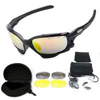 a4fb30804b Esportes ao ar livre Óculos Moda Pesca Óculos De Sol Óculos Táticos Três  Lente Modificável Sunglass
