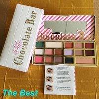 Newest Makeup 16 color eyeshadow White Chocolate Bar Chip pa...