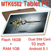 Tablet PC 2018 High quality 10inch MTK6582 IPS Capacitive MT...