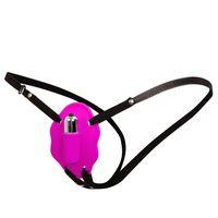 Productos del sexo vibradores Vibrador inalámbrico Bragas Use Silicona Punto G Vibrador Masturbación femenina Juguetes adultos Juguetes sexuales para mujer