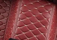 Custom made Auto Fußmatten speziell für Mercedes Benz M ML GLE Klasse W164 W166 X164 X166 GL GLS Allwetter-Luxus Teppich Teppiche