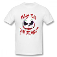 The Nightmare T Shirt Before Christmas Jack Skellington Maglietta Fashion New Arrival Top Design Casual Popular