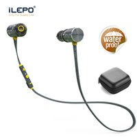 Dual Battery Sport Wireless Earphones Waterproof IPX5 Blueto...