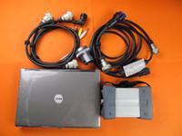 MB C3 Star Pro أداة تشخيص الأقراص الصلبة المثبتة في D630 Laptop مجموعة كاملة جاهزة للعمل الماسح الضوئي
