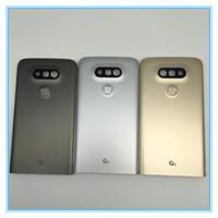 LG G5 için orijinal Arka Kapak Kılıf Değiştirme, LG G5 H850 H840 için arka Konut Kapı Pil Kapağı