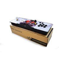 Pandora 5S Can Store 1299 1388 game Arcade Console USB جويستيك أزرار الممرات مع الضوء 1 لاعب 2 لاعبين التحكم الرجعية ممر لعبة مربع