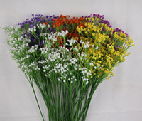New Home 105 mini heads Artificial baby' s breath Flower...