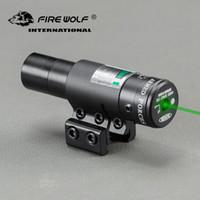 2018 Новый YH211 мощность Mini Mira зеленый лазерный прицел указатель с 11 мм 20 мм ласточкин хвост для охоты железнодорожных