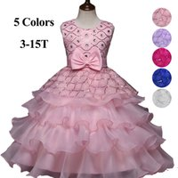 Girl' s Formal Upscale Dress Baby Girl Solid Sleeveless ...