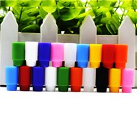 Drip Tip 510 Disposable Mouthpiece 510 Drip Tips Soft Silico...