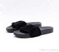 Leadcat Fenty Rihanna Shoes Women Slippers Indoor Sandals Gi...