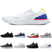 Epic React Running Shoes Men Women Sneakers Fly knit Sport T...