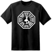 LOST DHARMA INITIATIVE HANSO FOUNDATION LOOKING GLASS STATIO...
