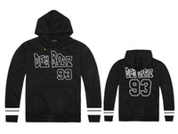 2018 vente chaude automne et hiver mode nouveau dem boyz hommes et femmes aiment le sport sweat-shirts hommes hip-hop hoodies bonne qualité