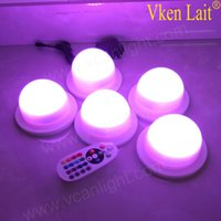 12PCS lot Bulb Lite LED under table light Diameter 120mm 4. 7...