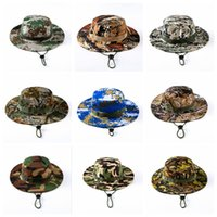 Tactical Bucket Beanie Hats Airsoft Sniper Camouflage Nepale...