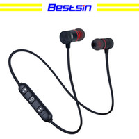 Bestsin Wireless Bluetooth Headphones M9 Magnet Wireless Ear...