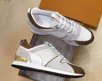 الأحذية الجلدية vnr تشغيل بعيدا عارضة أحذية النساء الرجال كامو أحذية رياضية الأزياء الجلود الدانتيل يصل تشغيل الحذاء مع مربع أكياس الغبار