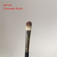 MACJAPAN 194 Concealer Brush - Small Tapered Paddle Correcto...