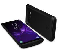 Cas de chargeur de vente chaude pour Samsung s9 cas de la batterie 5000mAh Galaxys 9plus power case 6000mAh couverture powerbank portable pour galaxy s9 plus