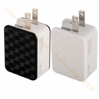 Fast Speed Dual usb ports Ac home travel wall charger 2. 1A p...