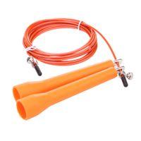 3 метра 9 цветов металл подшипник Скорость скакалка кабель Скакалка для MMA Бокс Главной Gym Регулируемой Crossfit скакалки