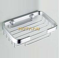HOTAAN Strongest 실용적인 디자인! 욕실 액세서리, 욕실 비누 접시, 알루미늄 공간, 비누 바구니, 무료 배송 YT - 7001
