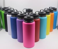 13colors 18oz 32oz 40oz Water Bottle Vacuum Insulated Bottle...