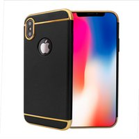 For iPhone X Case 3 in 1 Ultra Slim Case For iPhone 8 7 plus...
