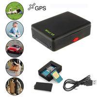 Fcarobd mini a8 gps المقتفي محدد في الوقت الحقيقي سيارة أطفال الحيوانات الأليفة gsm gprs lbs تتبع محول الطاقة مع زر sos