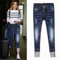 Skinny Fit Bleach Acheter Lady Lavé Cool Porté Peint Jeans Fille WeoQrxdCB
