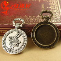 A3751 28*40MM Fit 20MM Antique bronze Jewelry accessories Wh...