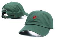 mix colors Rose Snapback Caps snapbacks Esclusivo design personalizzato Brands Cap uomo donna moda casquette cappello