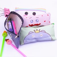 Hot Sale Fashion Cute Cartoon Pencil Pen Canvas Case Bag Cos...