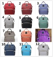 12colors Mommy Backpacks Nappies Bags Mother Maternity Diape...