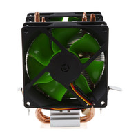 Freeshipping ventirad silencieux du ventilateur Pour Intel LGA775 / 1156/1155 AMD AM2 / AM2 + / AM3