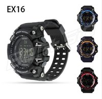 EX16 Sports Waterproof Smartwatch for iOS and Android Phones...