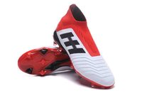Original Arrival Predator 18. 1 TF soccer Shoes for High qual...
