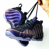 2018 Hot Sale Foams One Galaxy 2 Eggplant Purple Spray Penny...