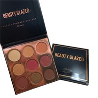 Beauty Glazed 9 Colors Eyeshadow Palette Matte Makeup Pallet...