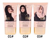 2018 HABIBI BEAUTY Explosion Correcteur Hydratant BB Crème Qualité Nude Maquillage Liquide Fond de Teint Cosmétiques Soutien DHL freeshippping